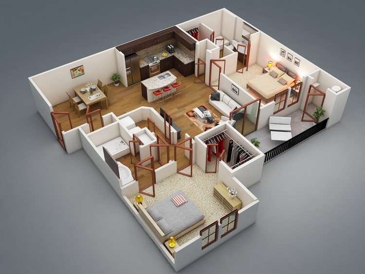 rishabh kushwaha two bedroom