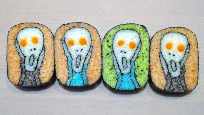 scream sushi
