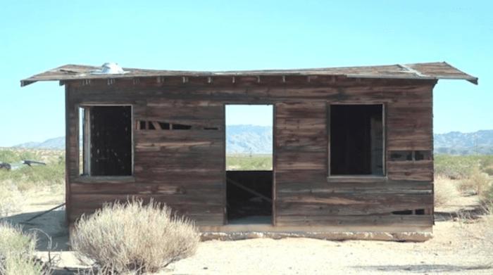 shack-desert