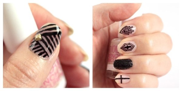 sharpie-nails