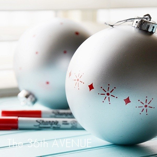 sharpie-ornaments