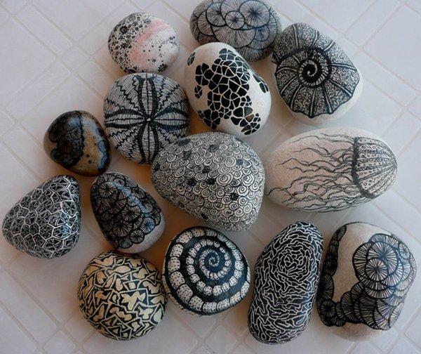 sharpie-rocks