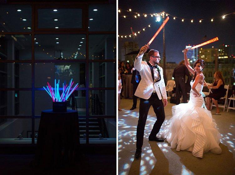 star-wars-theme-marriage-dance-light-sabers