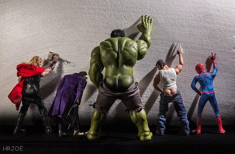 superhero-bums