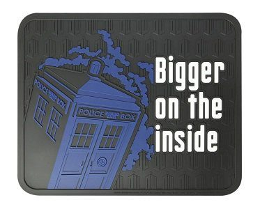 tardis welcome mat dr who