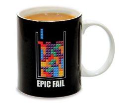 tetris epic fail mug