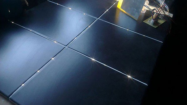tiles lights