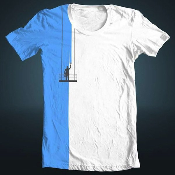 15 creative t shirt designs that put all other t shirts to Cool design t shirt