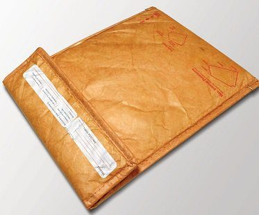 undercover tablet sleeve envelope brown