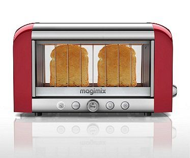 window toaster magimix red