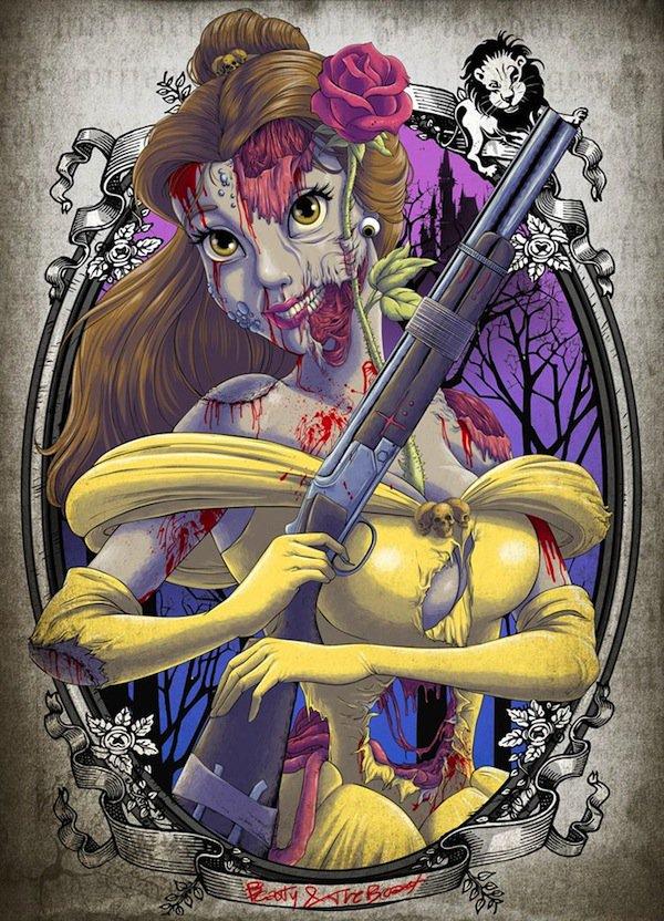 zombie-belle