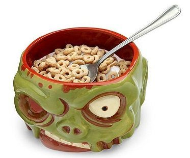 zombie bowl cereal