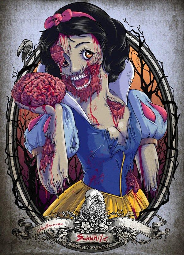 zombie-snow