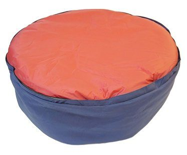 2-In-1 Dog Bed And Sleeping Bag travel