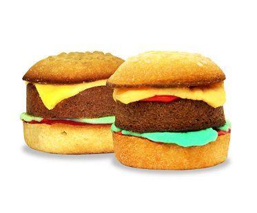 Burger Cake Molds cake