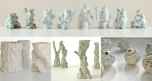Ceramic Pots 3D Laser Printer
