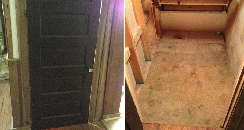 This Family Had No Idea What Was Hidden Under Their Closet Floor This Whole  Time