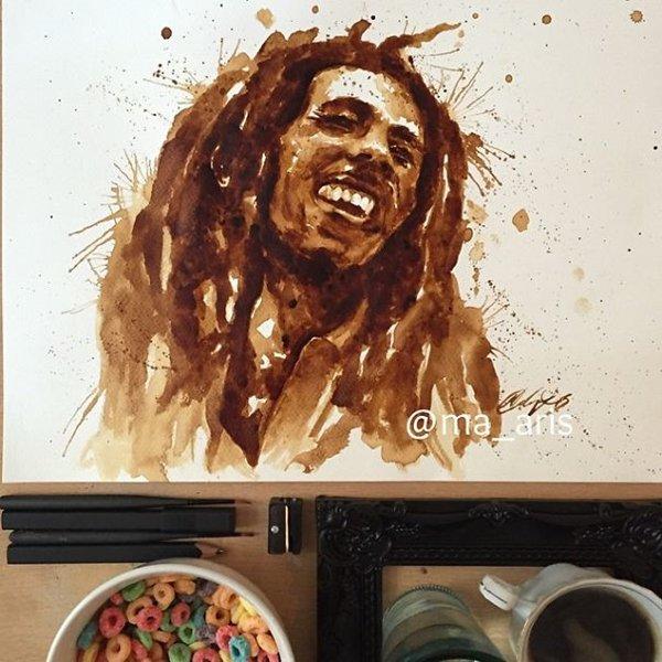 Coffee-Paintings-bob-marley