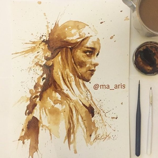 Coffee-Paintings-game-of-thrones