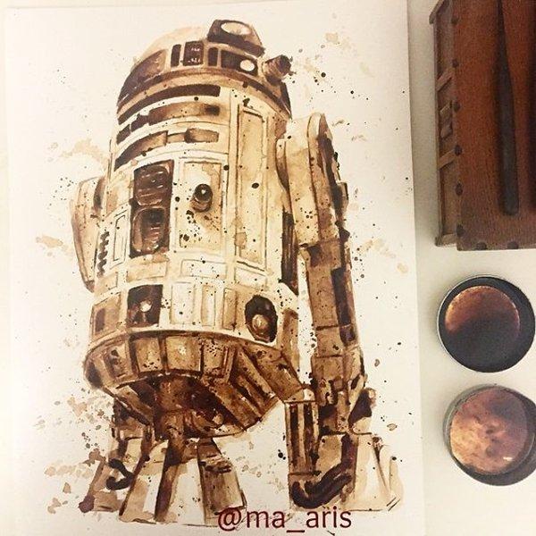 Coffee-Paintings-r2d2