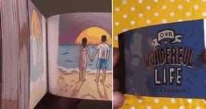 proposing Flipbooks animation