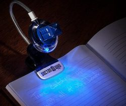 Doctor Who Book Light And UV Pen
