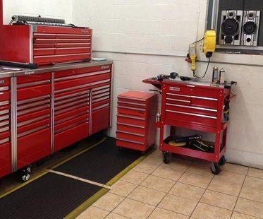 Garage Toolbox Refrigerator