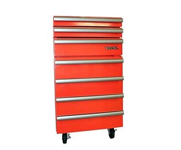 Garage Toolbox Refrigerator red