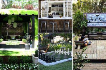 Garden Hangout Area