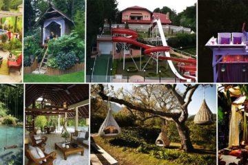 Garden Hangout Areas
