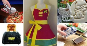 Geeky Kitchen Items