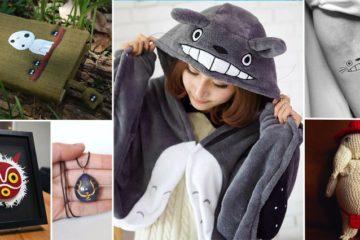 Gifts Studio Ghibli Fans