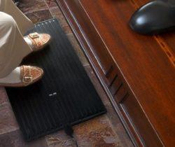 Heated Foot Warmer Mat