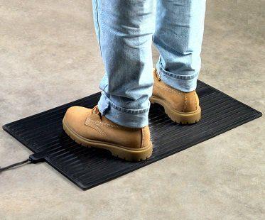Heated Foot Warmer Mat boots