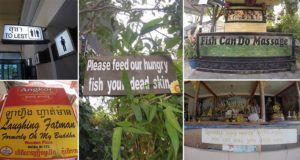 Hilarious Sign Translations