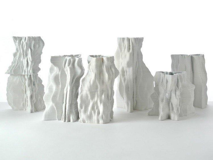 Iceberg pots