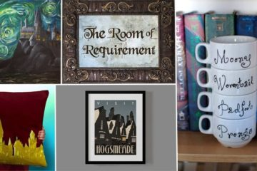 Items For Harry Potter Fans