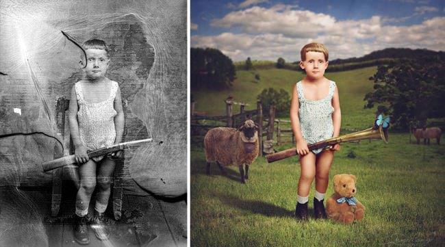 Jane-Long-vintage-photo-boy