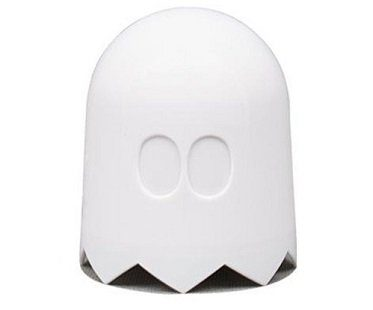 Pacman Ghost Lamp white