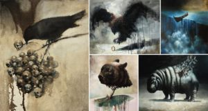 Paintings Hidden Animal Rights Messages