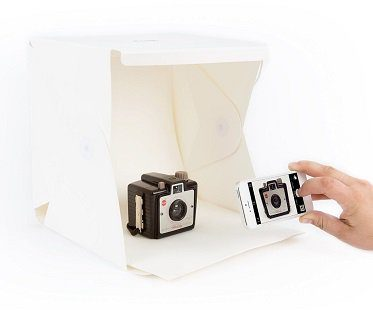 Portable Lightbox Studio foldio foldable