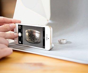 Portable Lightbox Studio foldio