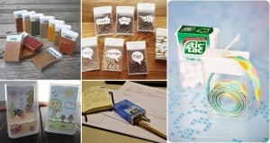 Reuse Tic Tac Containers
