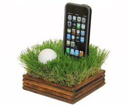 Rough Golf iPhone Dock