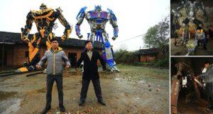 Scrap Metal Giant Transformers