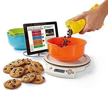 Smart Baking Scale app