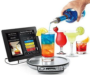 Smart Drinks Scale cocktails