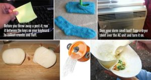 Time Money Saving Cleaning Hacks