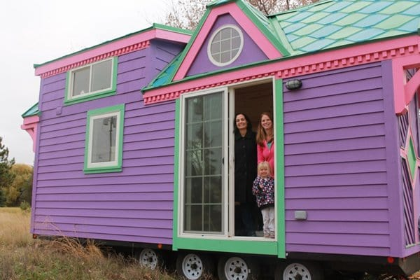 Superb Step Inside This Colorful Tiny House And You Will Be Amazed At Largest Home Design Picture Inspirations Pitcheantrous