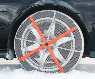 Tire Traction Cover